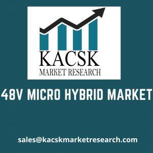 48V Micro Hybrid Market