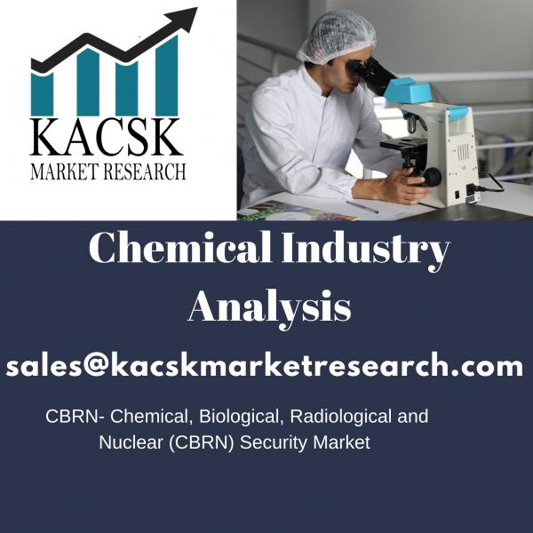 CBRN- Chemical, Biological, Radiological and Nuclear (CBRN) Security Market