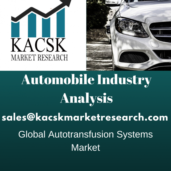 Global Autotransfusion Systems Market