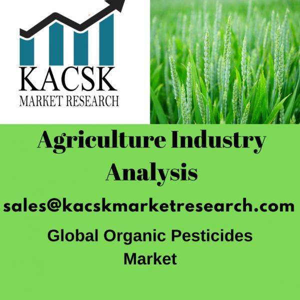 Global Organic Pesticides Market