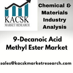 9-Decanoic Acid Methyl Ester Market
