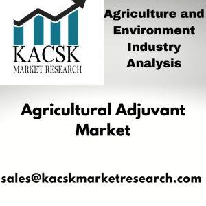 Agricultural Adjuvant Market