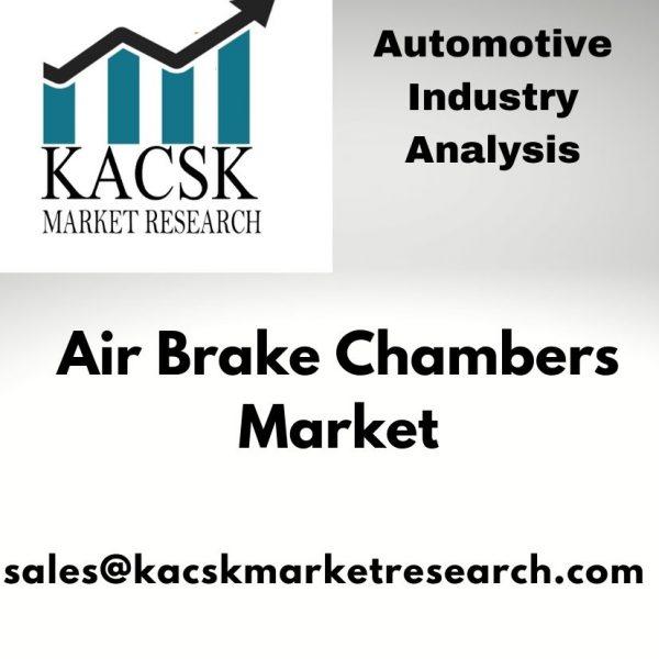 Air Brake Chambers Market,