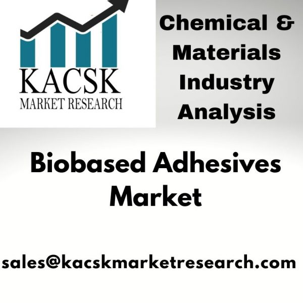Biobased Adhesives Market