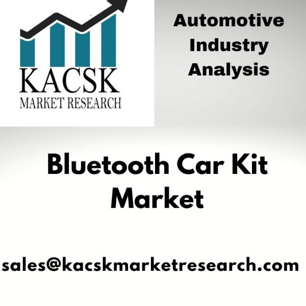 Bluetooth Car Kit Market