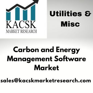 Carbon and Energy Management Software Market