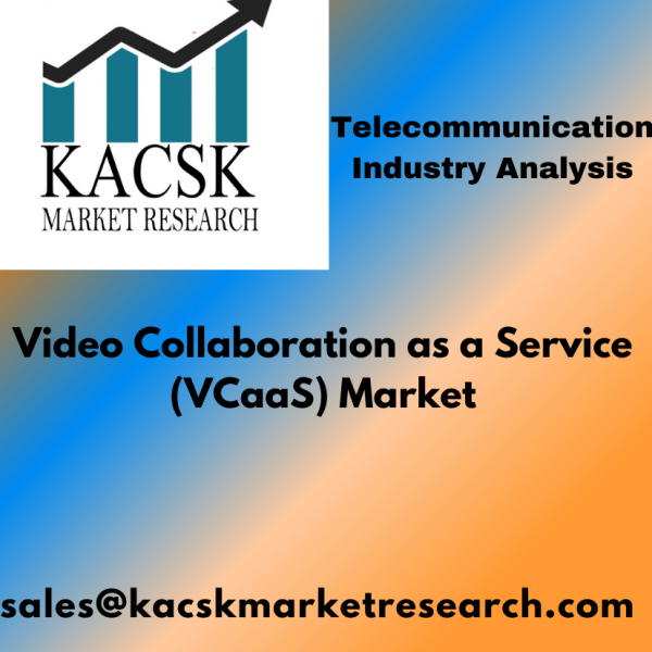 Video Collaboration as a Service (VCaaS) Market