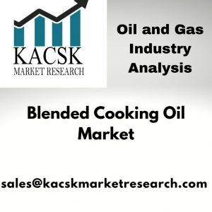 Blended Cooking Oil Market