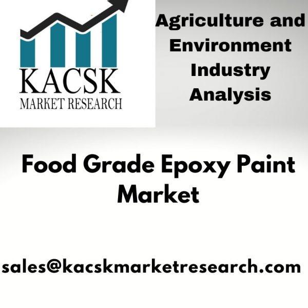 Food Grade Epoxy Paint Market