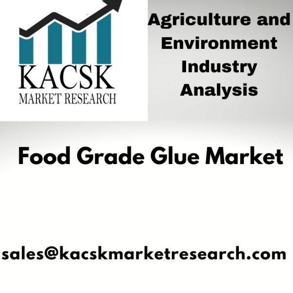 Food Grade Glue Market