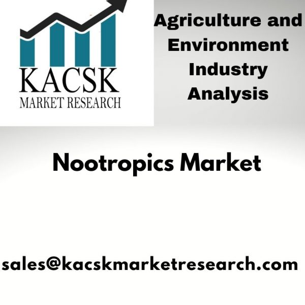 Nootropics Market