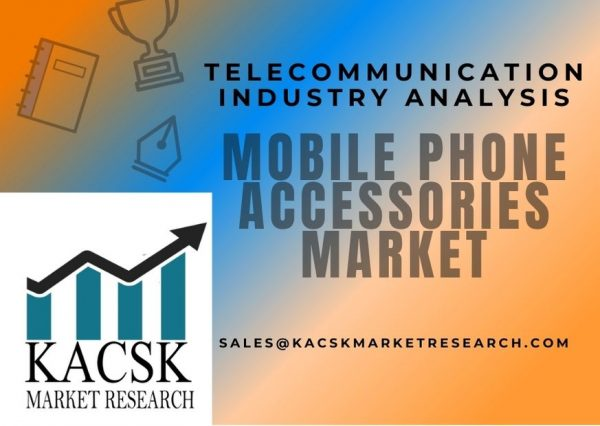 The mobile phone accessories market