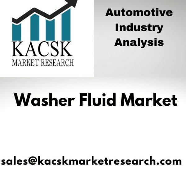 Washer Fluid Market