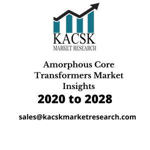 Amorphous Core Transformers Market Insights