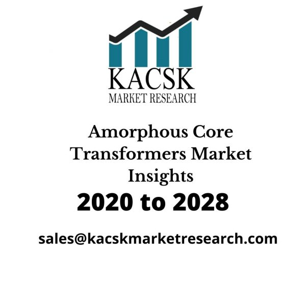 Amorphous Core Transformers Market Insights