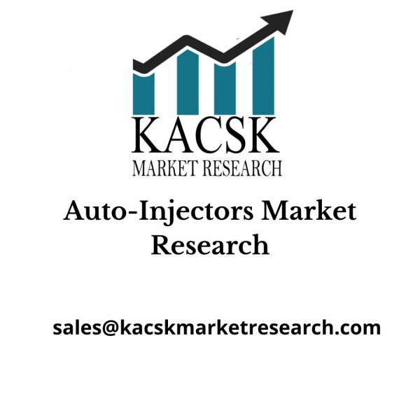 Auto-Injectors Market Research
