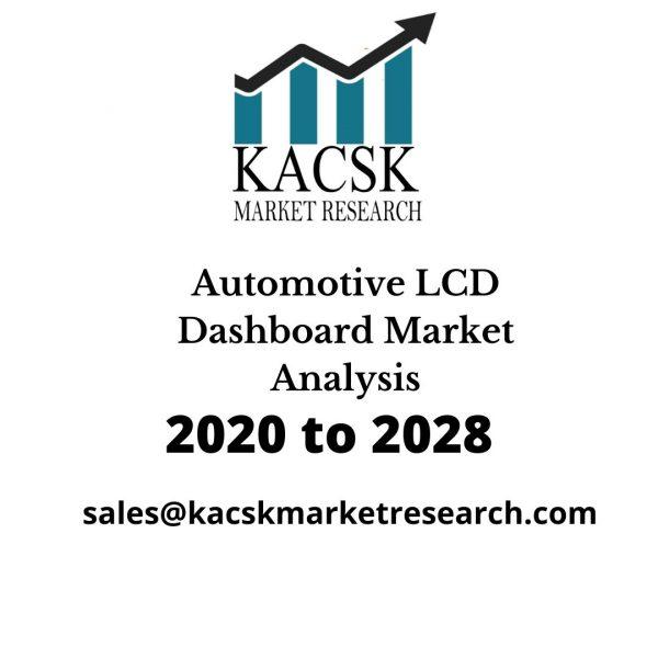 Automotive LCD Dashboard Market Analysis