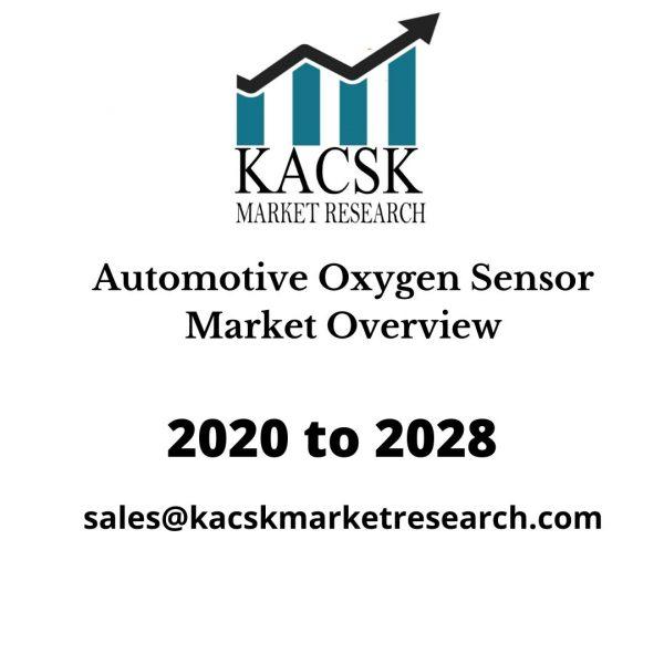 Automotive Oxygen Sensor Market Overview