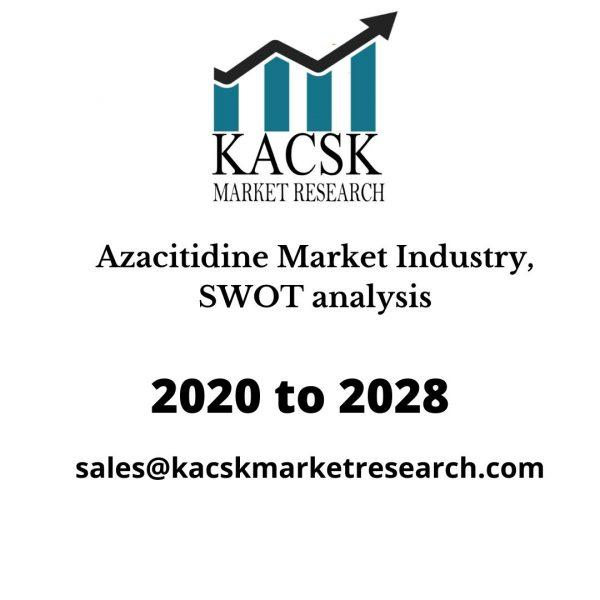 Azacitidine Market Industry, SWOT analysis