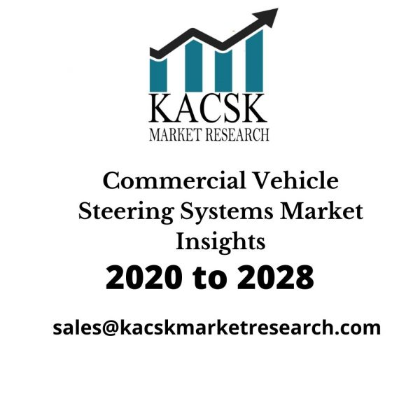 Commercial Vehicle Steering Systems Market Insights