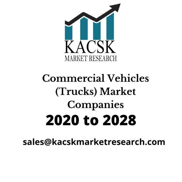 Commercial Vehicles (Trucks) Market Companies