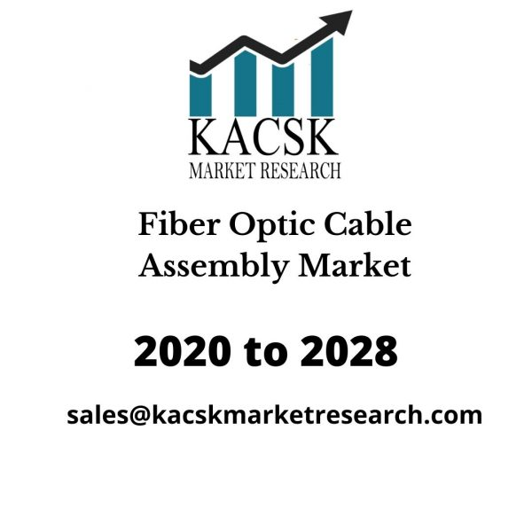Fiber Optic Cable Assembly Market,