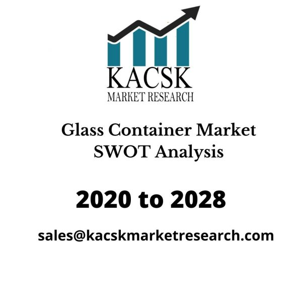 Glass Container Market SWOT Analysis