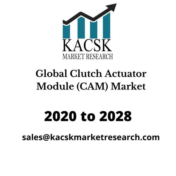 Global Clutch Actuator Module (CAM) Market