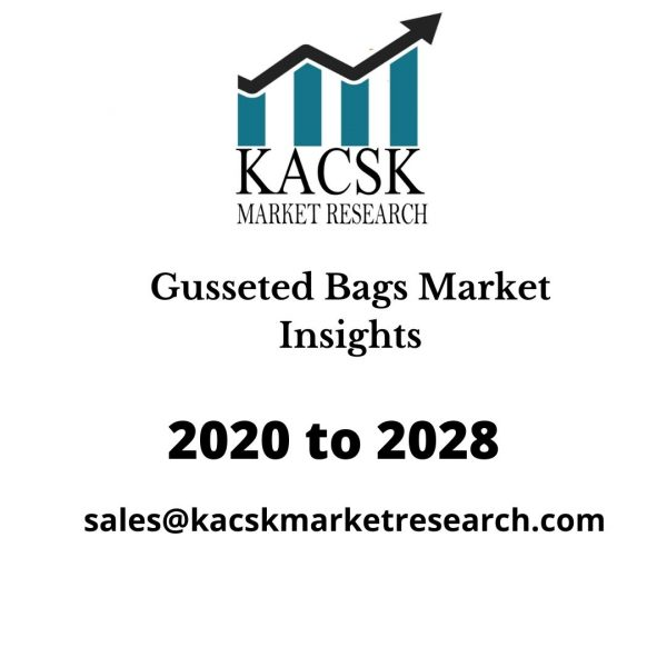 Gusseted Bags Market Insights