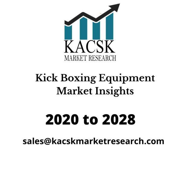 Kick Boxing Equipment Market Insights