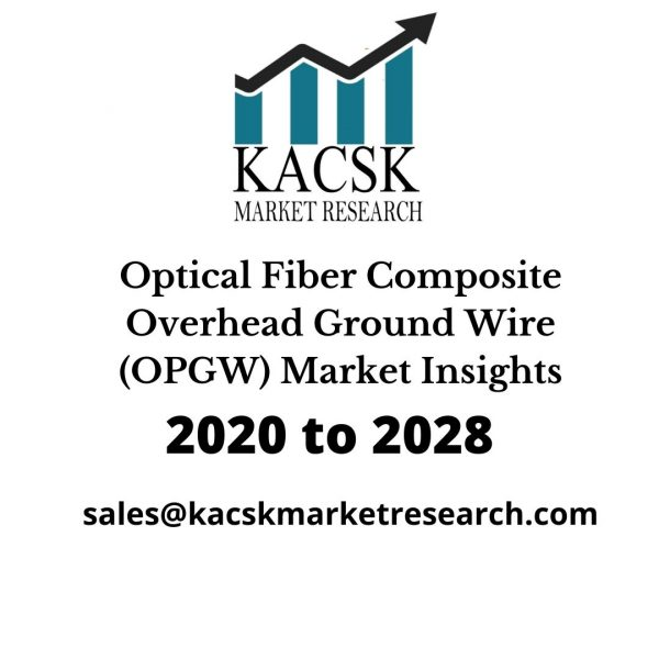 Optical Fiber Composite Overhead Ground Wire (OPGW) Market Insights