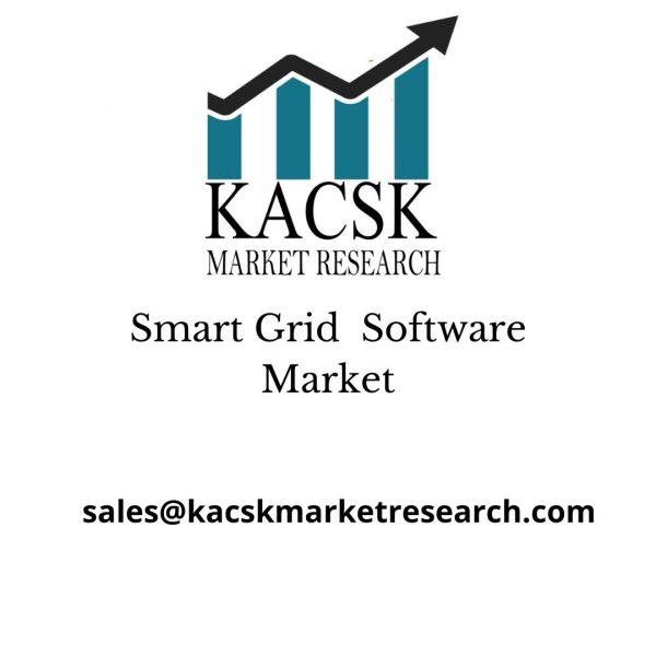 Smart Grid Software Market