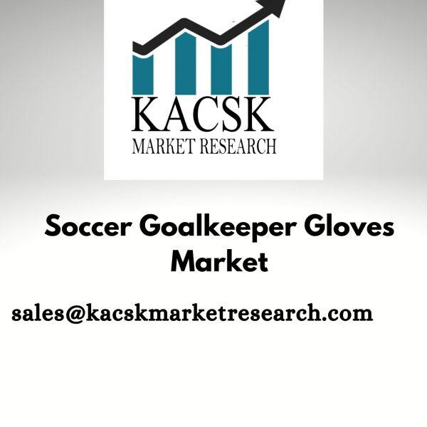 Soccer Goalkeeper Gloves Market