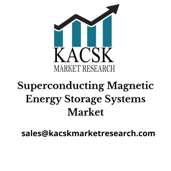 Superconducting Magnetic Energy Storage Systems Market