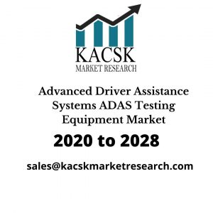 Advanced Driver Assistance Systems ADAS Testing Equipment Market