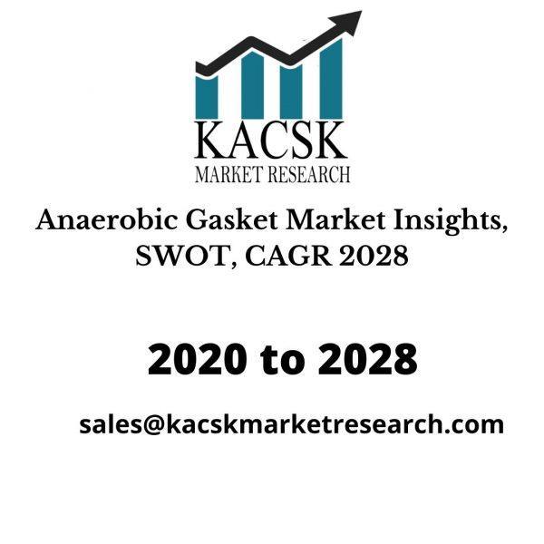Anaerobic Gasket Market Insights, SWOT, CAGR 2028
