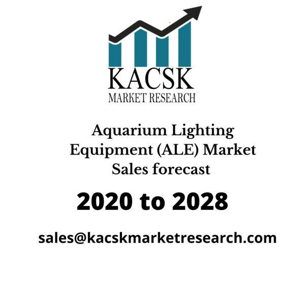 Aquarium Lighting Equipment (ALE) Market Sales forecast