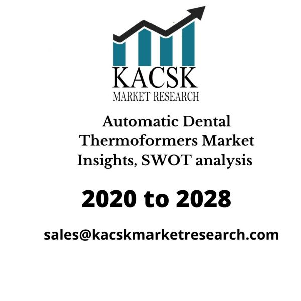 Automatic Dental Thermoformers Market Insights, SWOT analysis