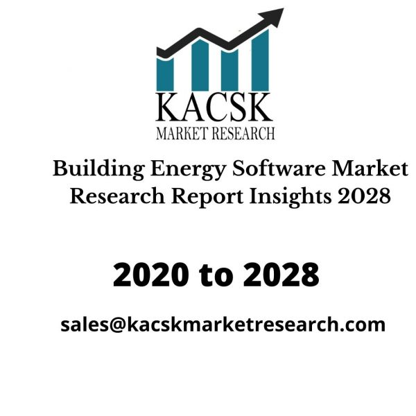 Building Energy Software Market Research Report Insights 2028