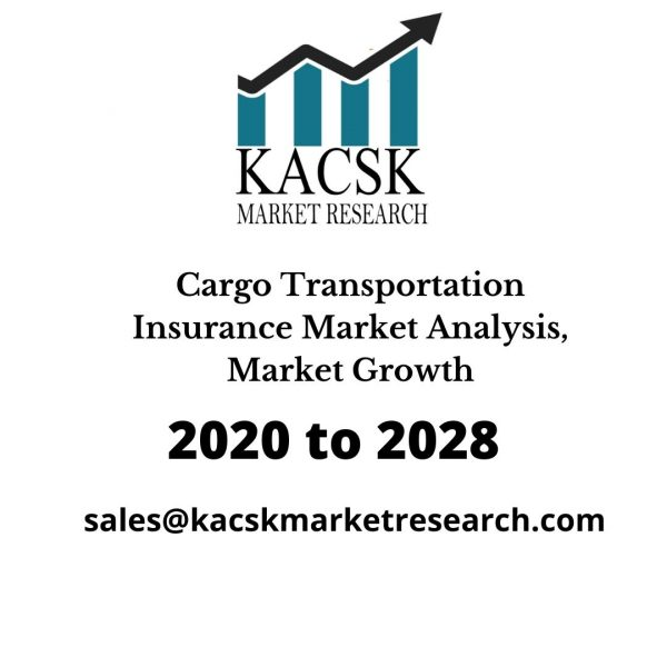 Cargo Transportation Insurance Market Analysis