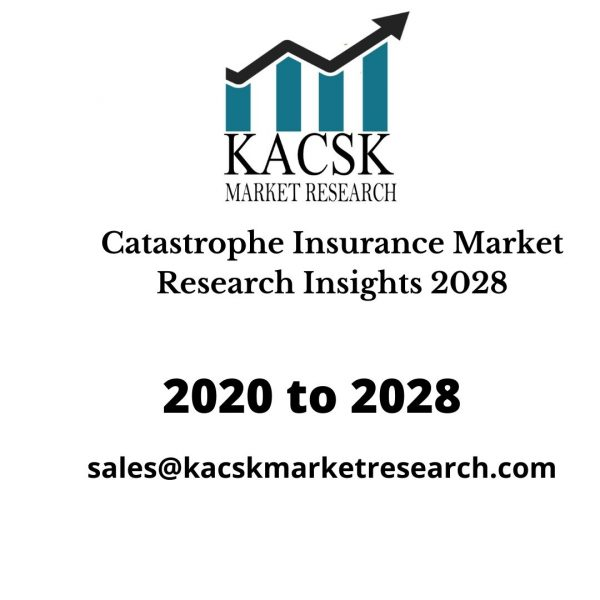 Catastrophe Insurance Market Research Insights 2028