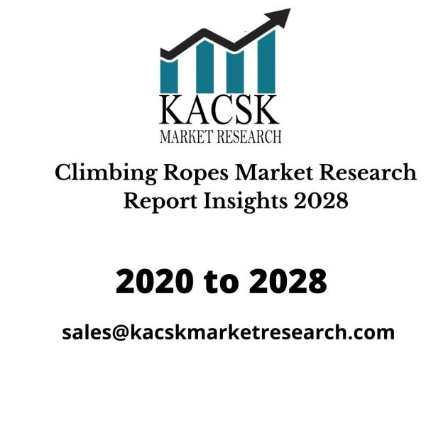 Climbing Ropes Market Research Report Insights 2028