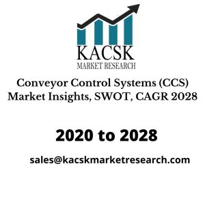 Conveyor Control Systems (CCS) Market Insights, SWOT, CAGR 2028