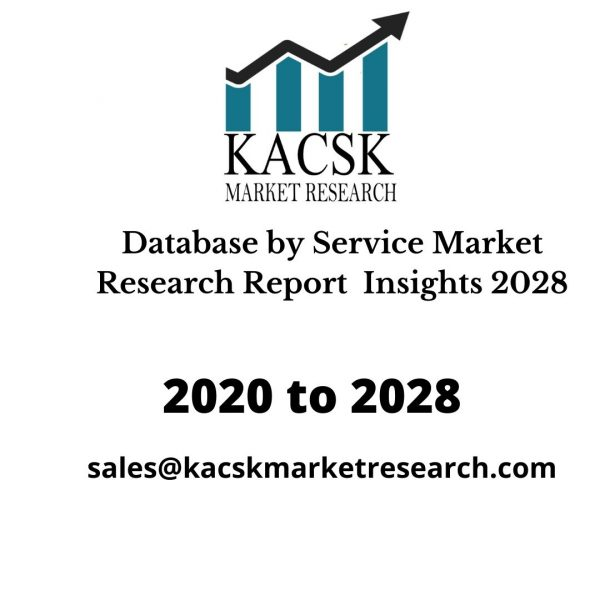 Database by Service Market Research Report Insights 2028