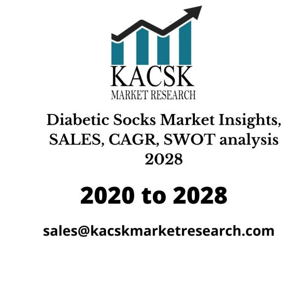 Diabetic Socks Market Insights, SALES, CAGR, SWOT analysis 2028