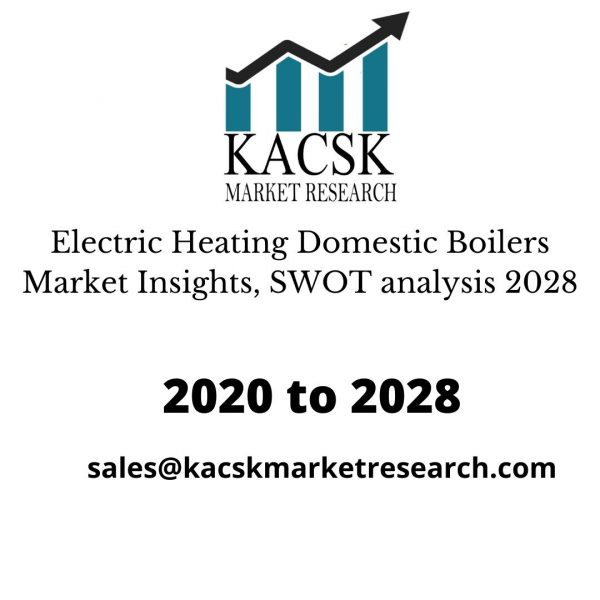 Electric Heating Domestic Boilers Market Insights, SWOT analysis 2028