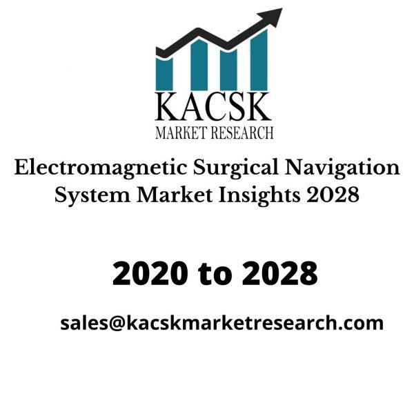 Electromagnetic Surgical Navigation System Market Insights 2028