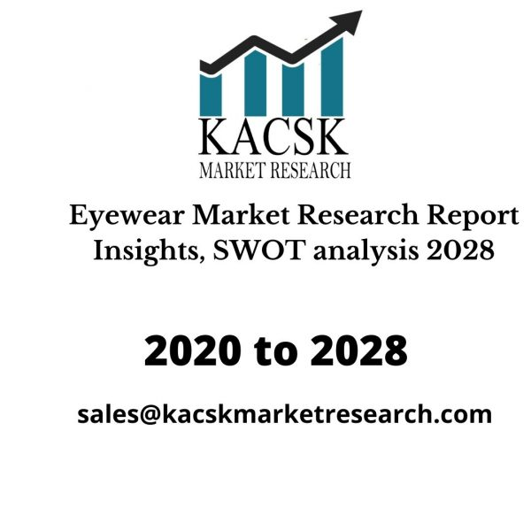Eyewear Market Research Report Insights, SWOT analysis 2028