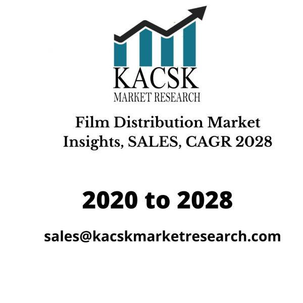 Film Distribution Market Insights, SALES, CAGR 2028