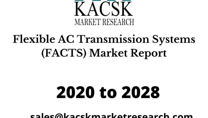 Flexible AC Transmission Systems (FACTS) Market Report